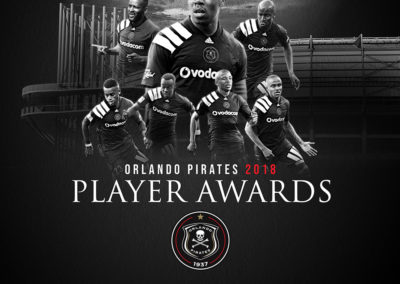 Orlando Pirates - Poster design