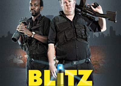 Blitz Patrollie Movie - Launch Campaign 2