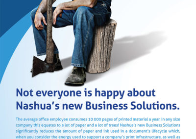 Nashua - Print Adverts 1