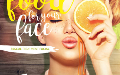 Brand inc creates delicious 'Food for your Face' for Placecol