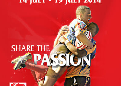 SA Rugby - Craven Week Campaign 3