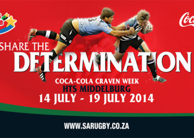 SA Rugby - Craven Week Campaign 4