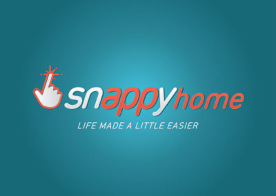Snappy Home - Logo Design