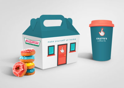 Snappy Home - promotional items design