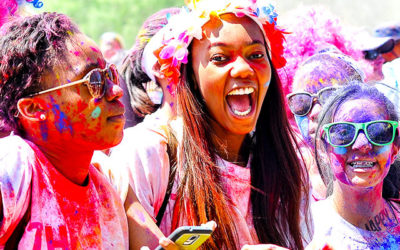 The Color Run SA commercialised by Brand inc's sponsorship division: happiest sponsors on the planet