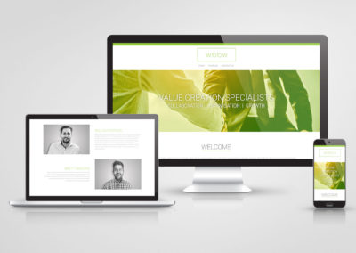 WBBW Group -Website design and devlopment